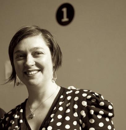 Dr Sarah Cook